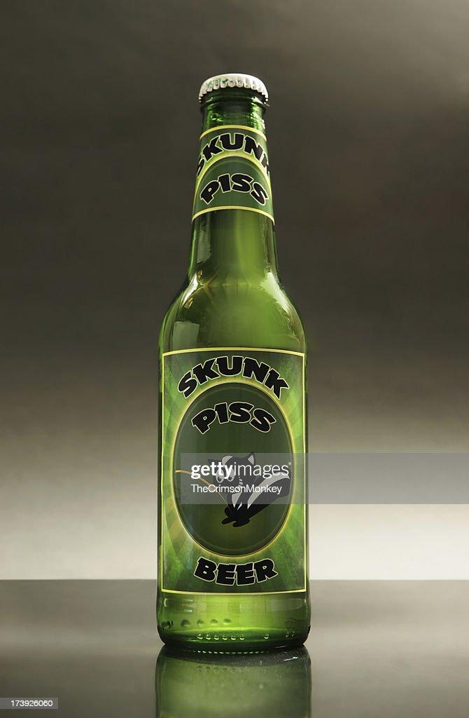Monkey piss beer