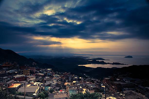 Sky at JiuFen
