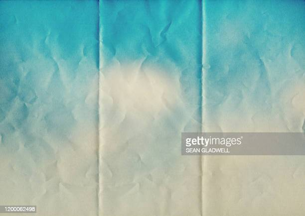 sky blue paper texture - grainy stock pictures, royalty-free photos & images
