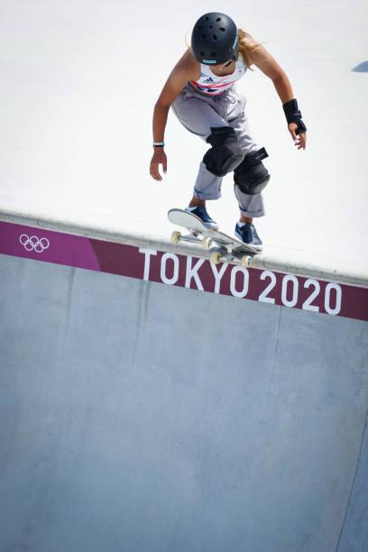 JPN: Women's Park Prelims, Skateboarding - Tokyo 2020 Olympic Games
