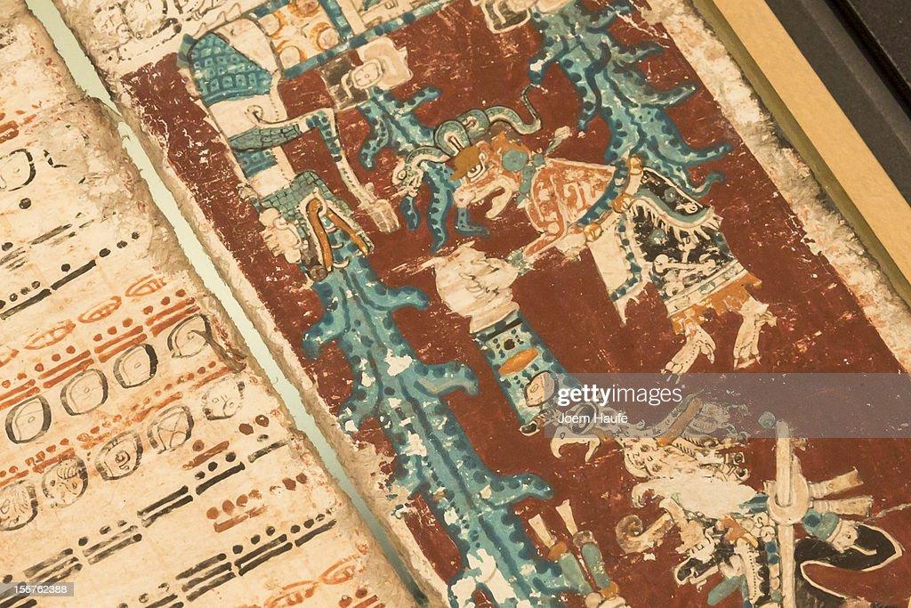 Mayan Calendar Suggests Civilization Will Soon End : News Photo