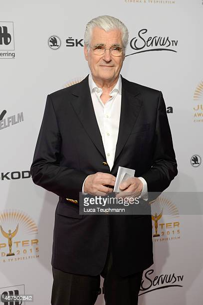 Sky du Mont attends the Jupiter Award at Cafe Moskau on March 25 2015 in Berlin Germany