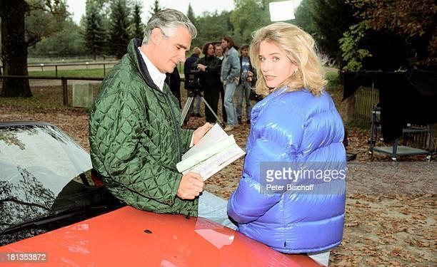 Sky Dumont als Prinz Hubertus von Falkensteyn und Ehefrau Cosima von Borsody als Sandrina WienfurthZDFReihe Wie würden Sie entscheidenFolge...