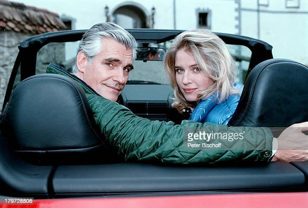 Sky Dumont als Prinz Hubertus vonFalkensteyn und Ehefrau Cosima vonBorsody als Sandrina WienfurthZDFReihe Wie würden Sie entscheidenFolge...