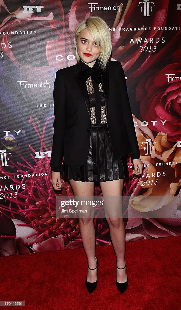 Sky Ferreira attends the 2013 Fragrance Foundation Awards at Alice Tully Hall at Lincoln Center on June 12, 2013 in New York City.