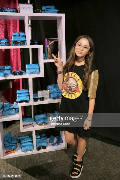 Sky Katz at Backstage Creations Celebrity Retreat At Teen Choice 2018 Day 1 at The Forum on August 11 2018 in Inglewood California