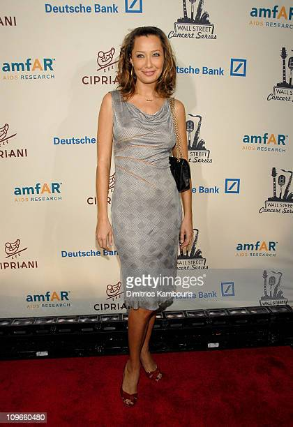 Sky Nellor during 2006 Cipriani Deutsche Bank Concert Series Benefiting amfAR Lionel Richie at Cipriani Wall Street in New York City New York United...