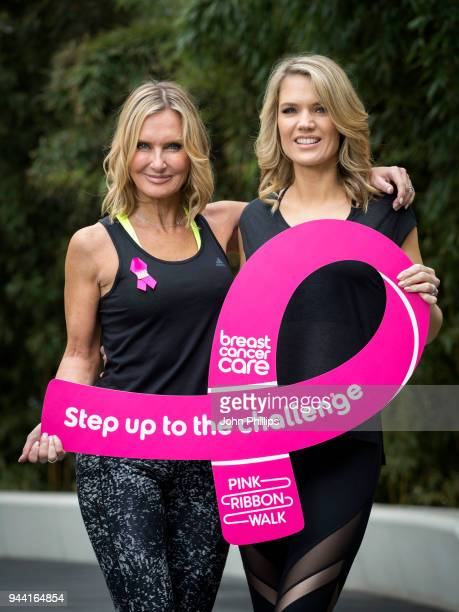 Sky News presenter Jacquie Beltrao and Good Morning Britain's Charlotte Hawkins are encouraging people to get together and join Breast Cancer Care's...