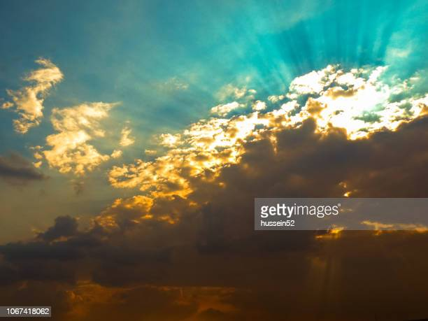 sky of alex road - hussein52 stock photos and pictures