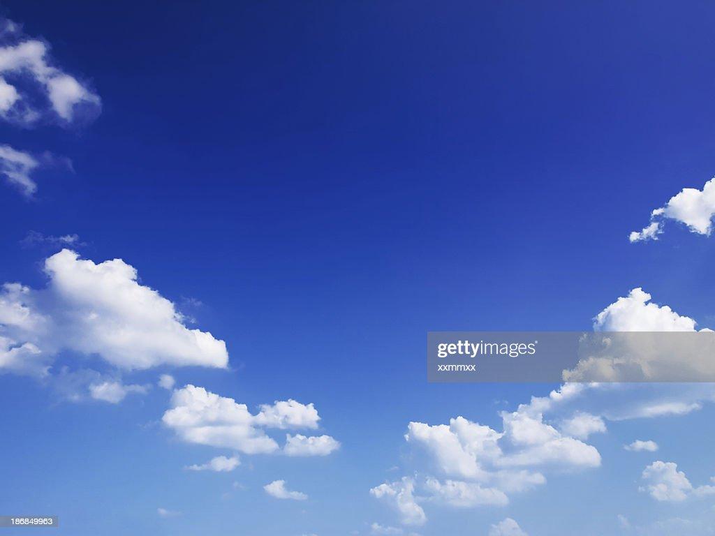 sky : Foto stock