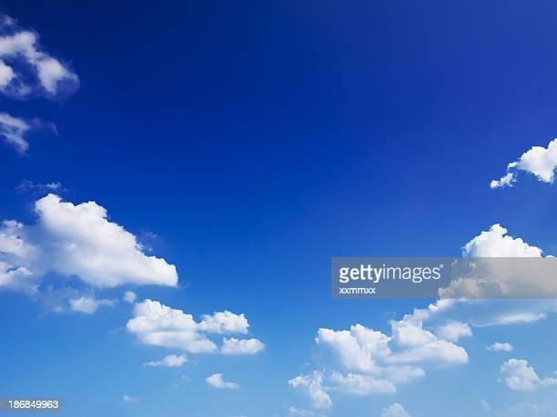 sky - azul - fotografias e filmes do acervo