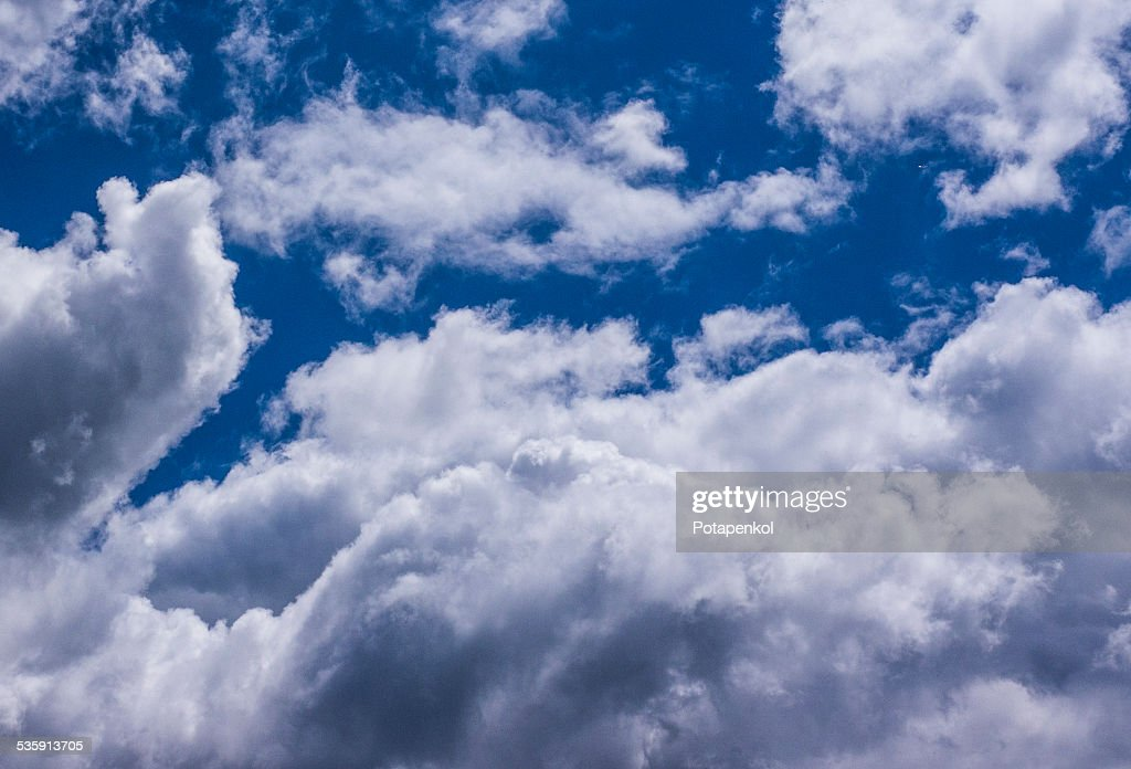 Sky : Foto de stock