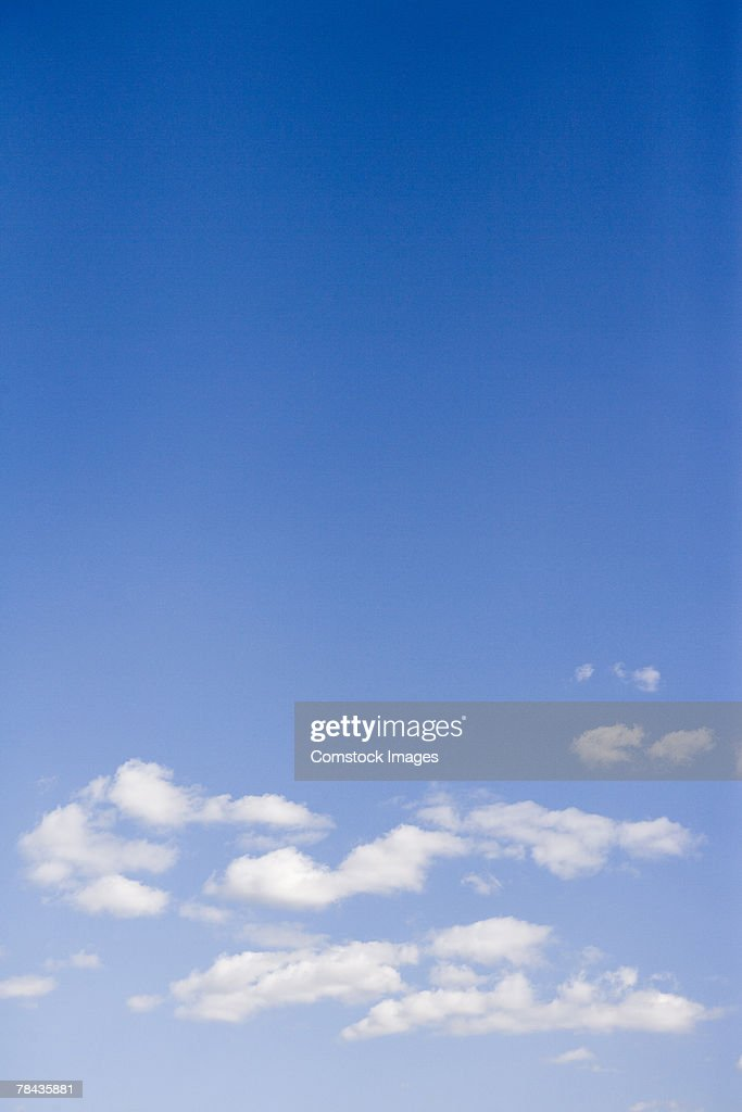 Sky : Stockfoto