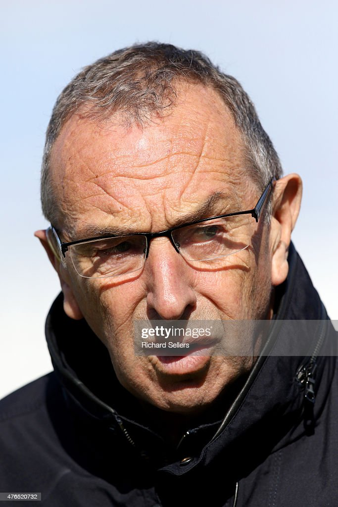 Sky Sports cricket commentator David Lloyd at the NatWest T20 Blast between Durham Jets and Birmingham Bears at Emirates Durham ICG, on June 06, 2015 in Chester-le-Street, England.