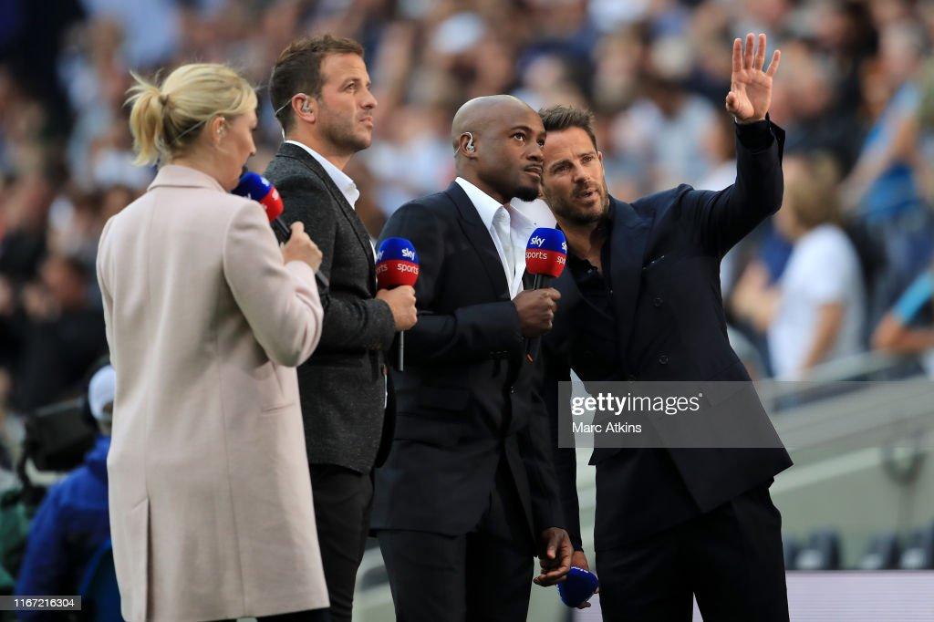 Tottenham Hotspur v Aston Villa - Premier League : News Photo
