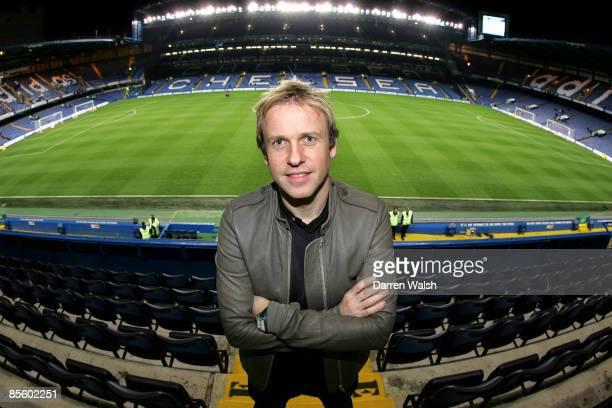 Sky Sports Soccer AM Presenter Tim Lovejoy