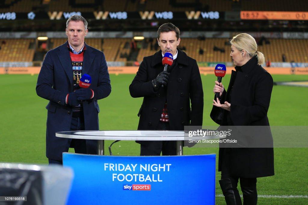 Wolverhampton Wanderers v Liverpool - Premier League : News Photo