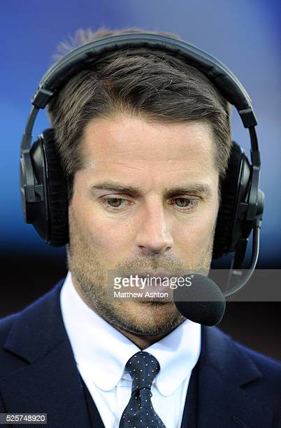 Sky Sports television pundit Jamie Redknapp