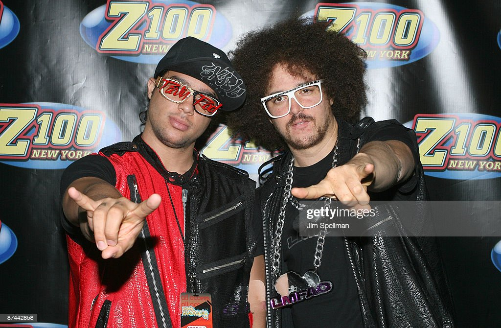 Z100s Zootopia 2009 Presented by IZOD Fragrance - Press Room