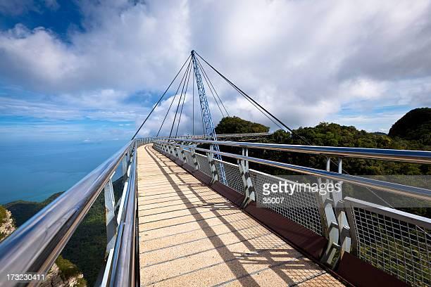 skybridge mit Panoramablick