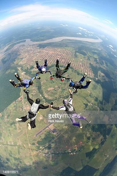 Skydive amazon