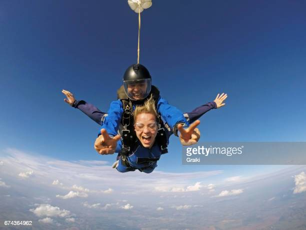 Skydive tandem experience
