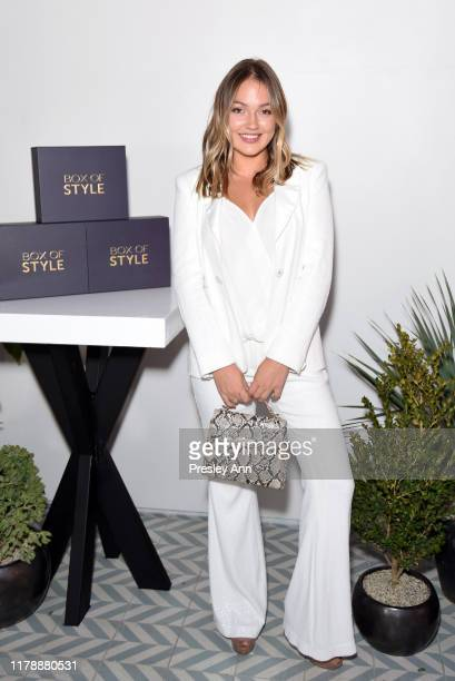 Skye Chandler attends the Box of Style By Rachel Zoe Female Founders Dinner at The AllBright West Hollywood on October 03 2019 in West Hollywood...