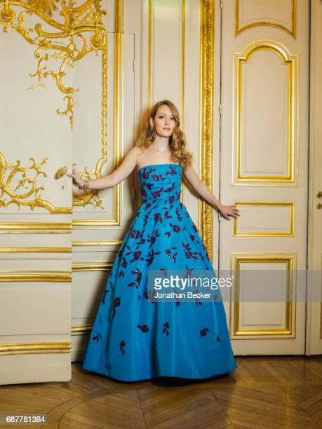 Skye McCaw is photographed for Vanity Fair Magazine on November 28 2015 at the Palais de Chaillot in Paris France PUBLISHED IMAGE