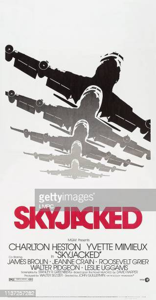Skyjacked poster US poster 1972