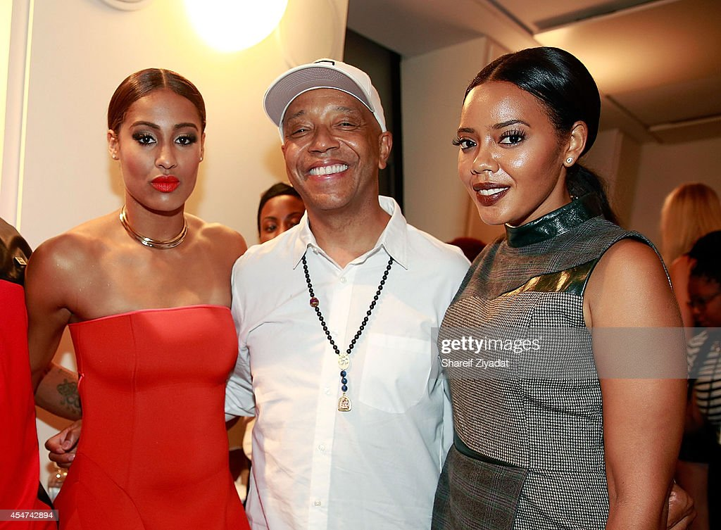 Argyleculture By Russell Simmons - Front Row & Backstage - Mercedes-Benz Fashion Week Spring 2015
