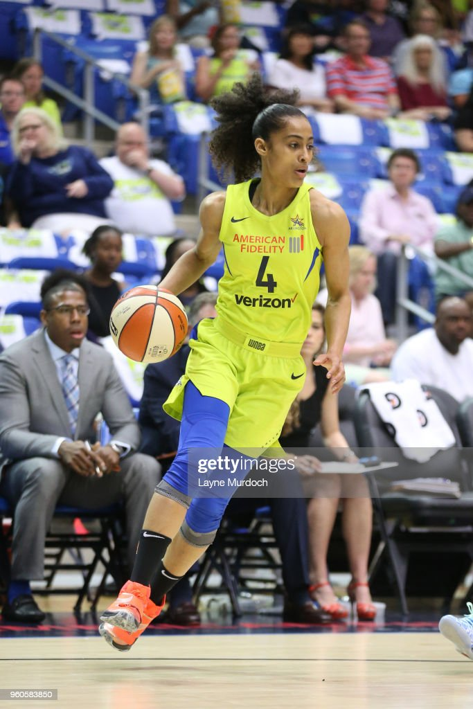 Atlanta Dream v Dallas Wings