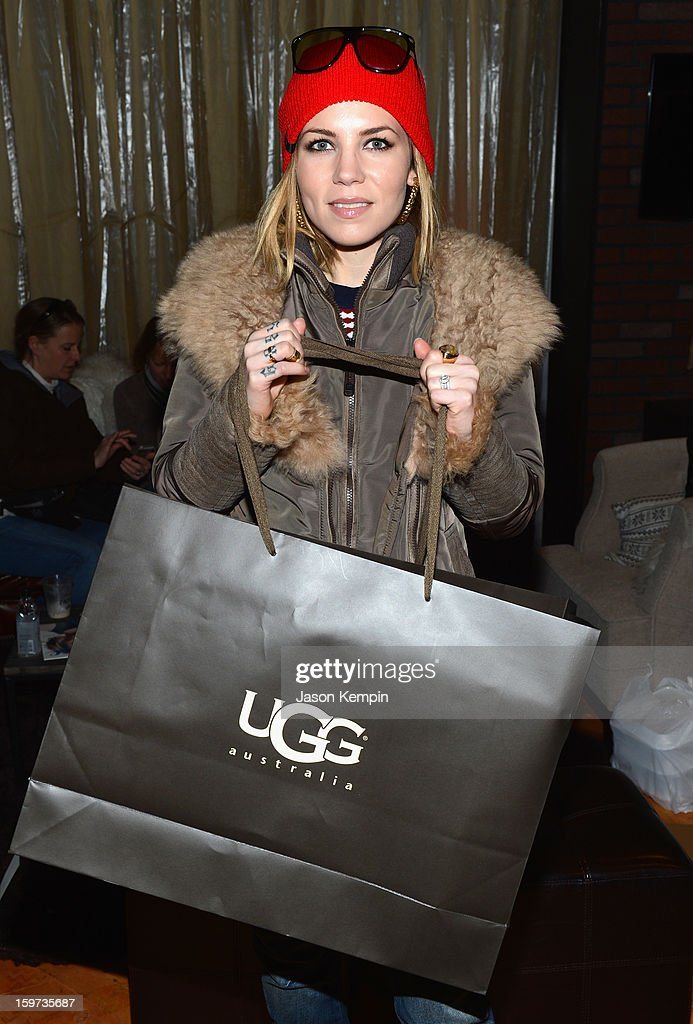 Skylar Grey attends Day 2 of UGG at Village At The Lift 2013 on January 19, 2013 in Park City, Utah.