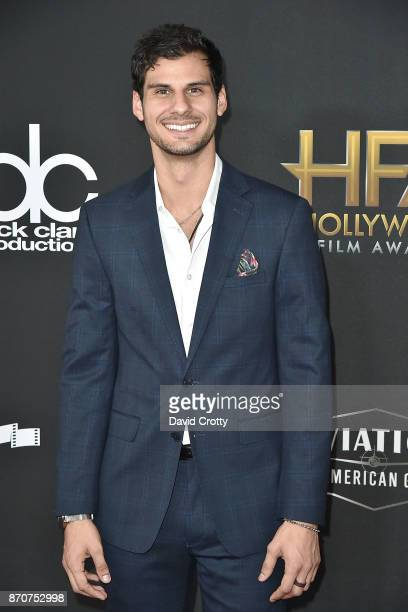 Skyler Bible attends the 21st Annual Hollywood Film Awards Arrivals on November 5 2017 in Beverly Hills California