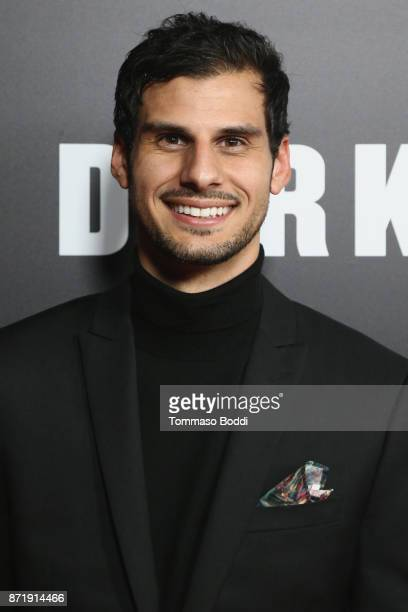 Skyler Bible attends the Premiere Of Focus Features' 'Darkest Hour' at Samuel Goldwyn Theater on November 8 2017 in Beverly Hills California