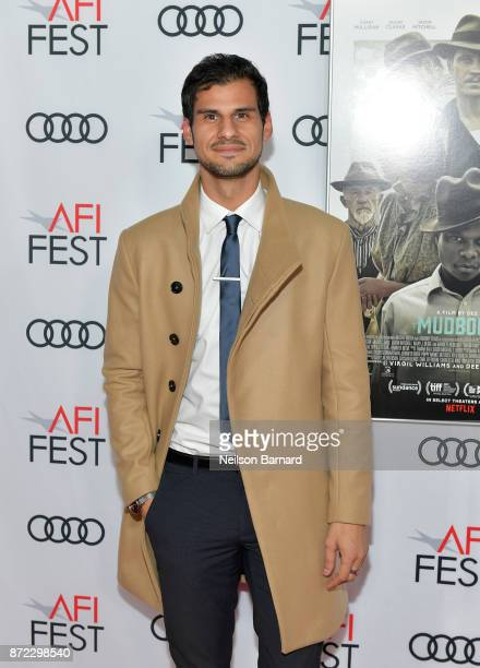 Skyler Bible attends the screening of Netflix's 'Mudbound' at the Opening Night Gala of AFI FEST 2017 Presented By Audi at TCL Chinese Theatre on...