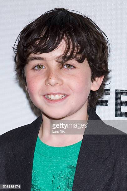 Skyler Fortgang At The Premiere Of Every Day During The  Tribeca Film Festival In New