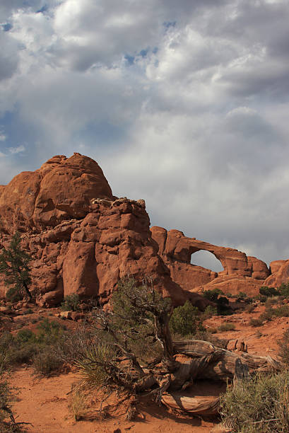 Skyline Arch at Arches National Park