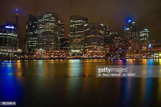 Skyline at Darling Harbour