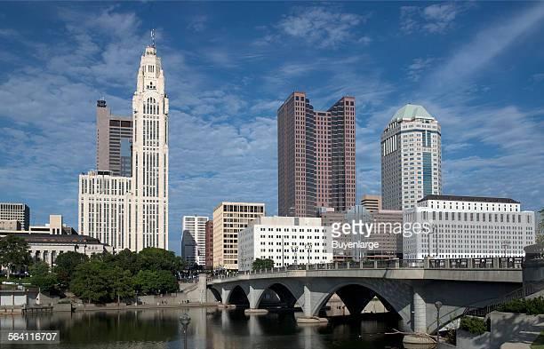 Skyline Columbus Ohio 2009