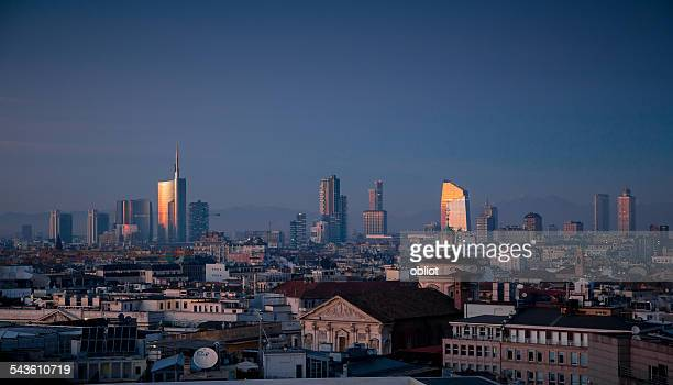 Skyline di Porta Nuova, Milano