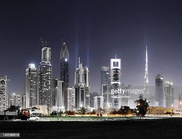 Skyline Dubai Downtown