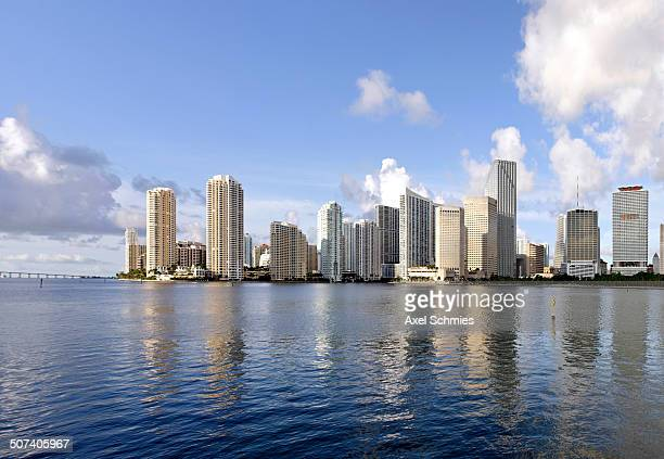 Skyline of Brickell, Downtown Miami
