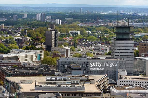 Skyline of Cologne