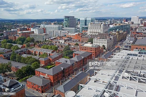 Skyline of Manchester