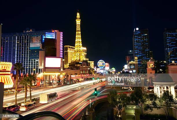 Skyline of 'Paris Las Vegas'