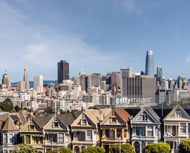 Skyline of San Francisco, Calfornia