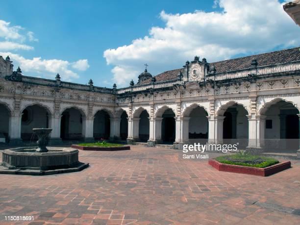 Skyline on March 2, 2019 in Guatemala City, Guatemala.