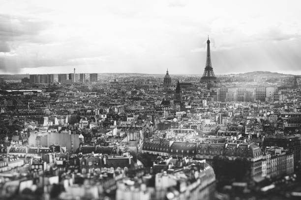 Free Paris Black And White Images Pictures And Royalty Free Stock