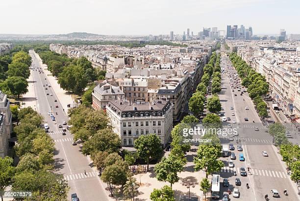 Skyline, Paris, France