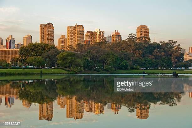 Skyline de São Paulo, Brasil